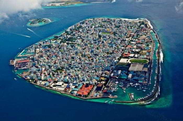 Мале – город в океане (22 фото)