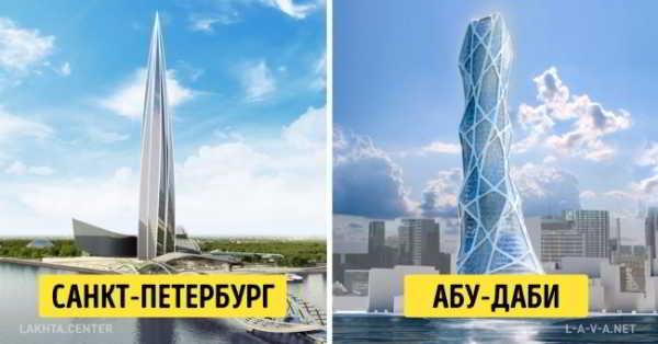 Невероятные здания, которые скоро увидит мир